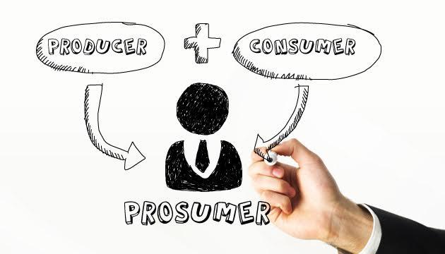 Tutto Si Evolve: Da Consumatore A Prosumer